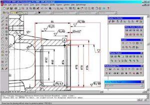 rxautoimage-r6-serie-screenshot-autocad | RxAutoImage™ R6 Serie für AutoCAD® / LT 2000-2004