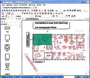 zeichnungen-und-dokumente-kommentieren-rxhighlight-screenshot | Zeichnungen und Dokumente kommentieren