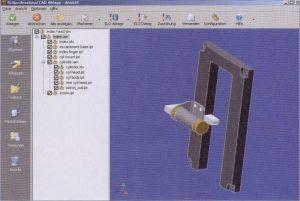 elocad-screenshot | Datenarchiv für CAD