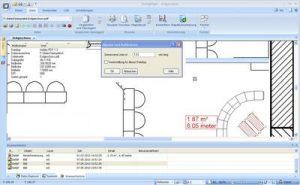 rxhighlight-r12-pdf-messen-kalibrieren | Genauigkeiten in PDF Planvorlagen