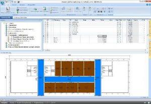 itwo-rxsdk-aufmass-mit-planvorschau | 2D-Mengenermittlung zum Aufmaß