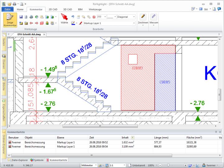 RxHighlight R17.2 mit spezieller PDF-