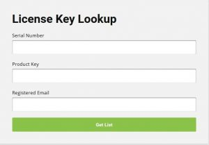 bluebeam-license-key-lookup | Verwaltung von Einzelplatz-Lizenzen