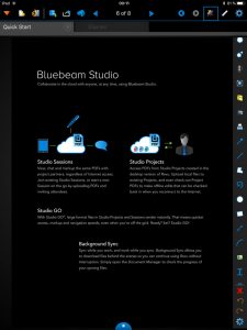 revu-ipad-bluebeam-studio | Revu für iPad