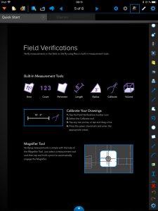 revu-ipad-field-verifications | Revu für iPad