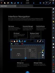 revu-ipad-interface-navigation | Revu für iPad