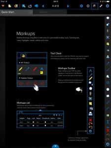 revu-ipad-markups | Revu für iPad