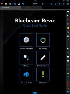 revu-ipad-quick-start-guide | Revu für iPad