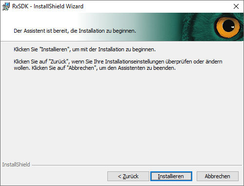 installation-rxsdk-07-installieren