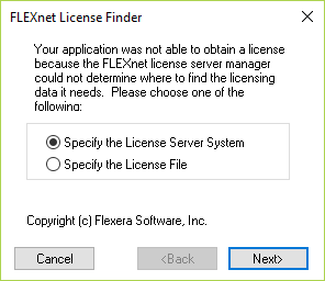 installation-rxsdk-in-itwo-11-flexnet-license-finder