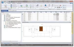 rxsdk-2d-mengenermittlung-in-itwo-projektverwaltung-vorschau-messung | 2D-Mengenermittlung mit RxSDK innerhalb von iTWO