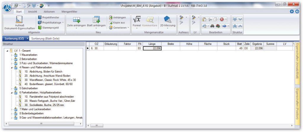 rxsdk-2d-mengenermittlung-in-itwo-umfang-automatisch-uebertragen